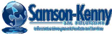 Samson-Kenny I.M. Solutions Logo